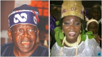 Jubilation as Tinubu's daughter, Iyaloja loses case against traders in Computer Village